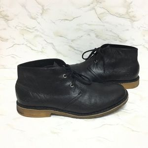Ugg Mens Leighton Lace Up Ankle Boots